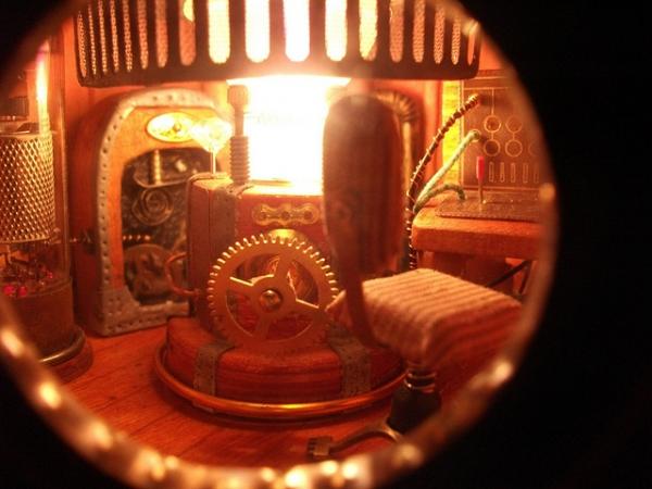 Волшебный стимпанк маяк (Фото 10)