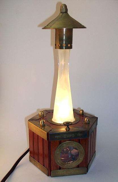 Волшебный стимпанк маяк (Фото 8)