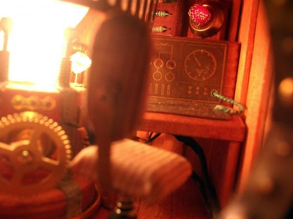 Волшебный стимпанк маяк (Фото 12)