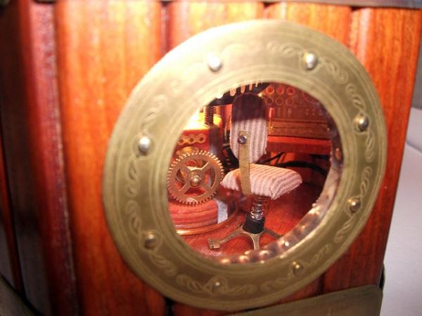 Волшебный стимпанк маяк (Фото 2)