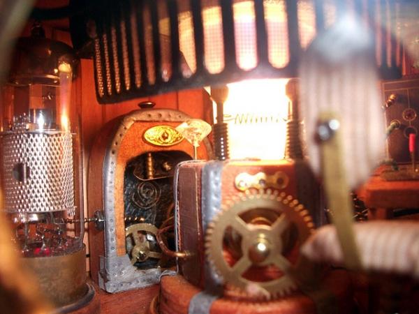 Волшебный стимпанк маяк (Фото 5)