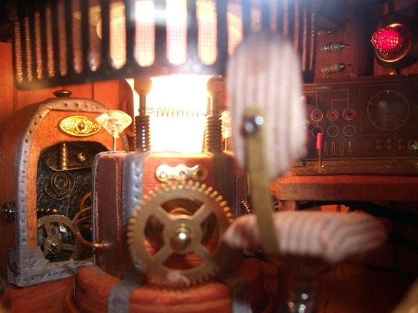 Волшебный стимпанк маяк (Фото 3)