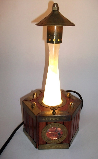 Волшебный стимпанк маяк (Фото 6)