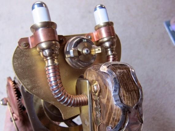 Стимпанк бластер (Фото 4)