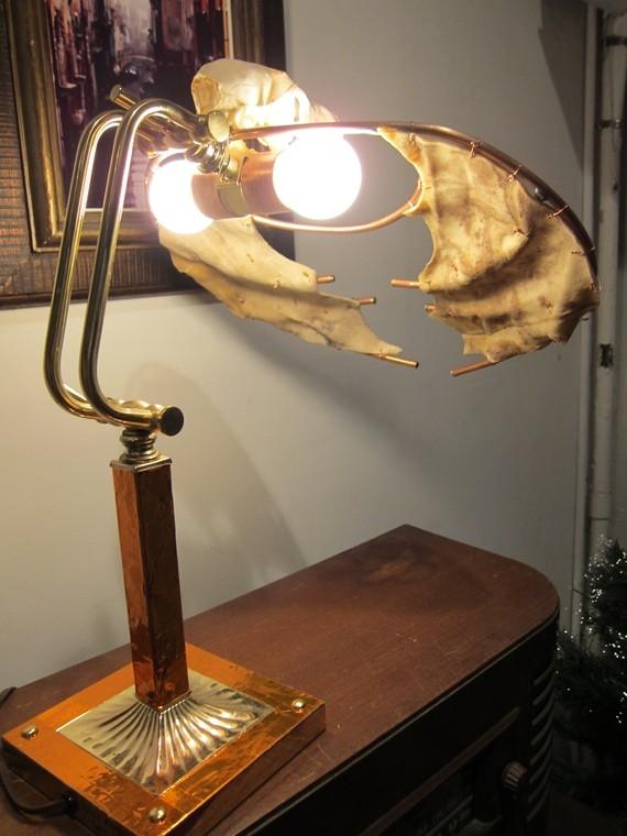 Лампа и флешка от Вилла Роквелла (Фото 5)