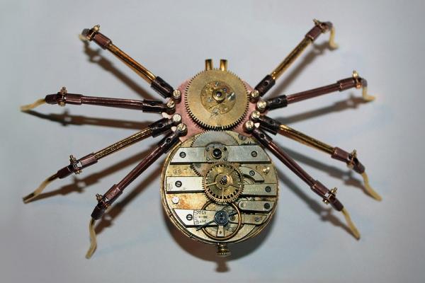 Стимпанк-насекомые (Фото 7)