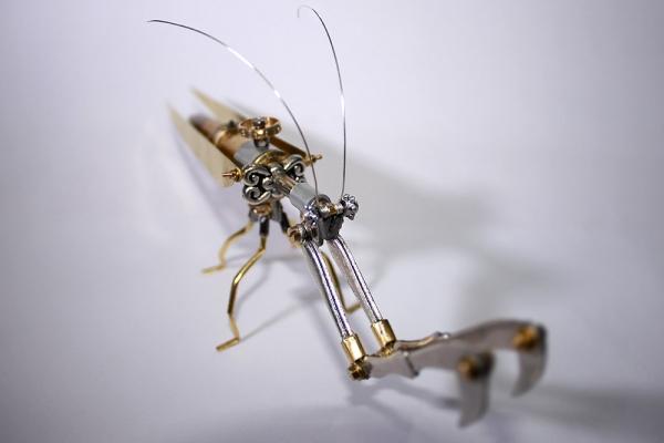 Стимпанк-насекомые (Фото 4)