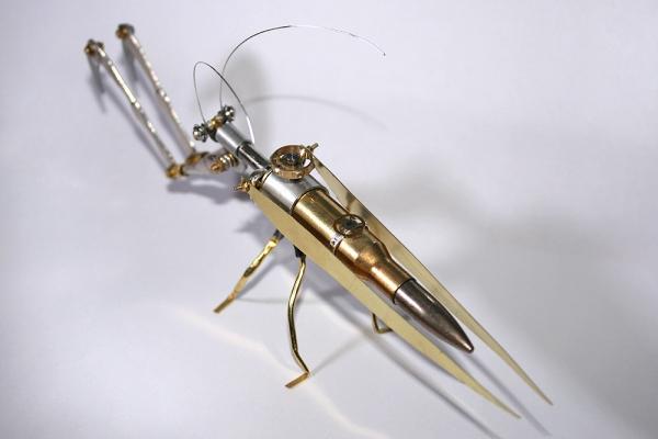 Стимпанк-насекомые (Фото 2)