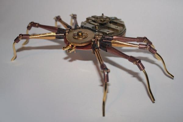 Стимпанк-насекомые (Фото 8)