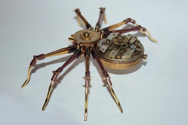 Стимпанк-насекомые (Фото 6)
