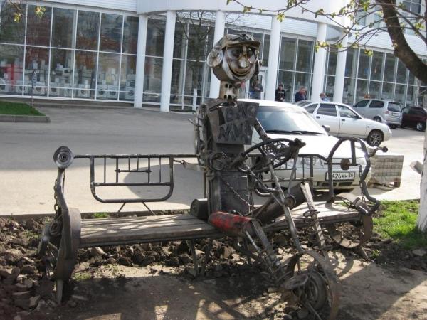 Прогулки по Ставрополю