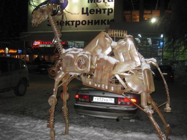 Прогулки по Ставрополю-Продолжение (Фото 18)