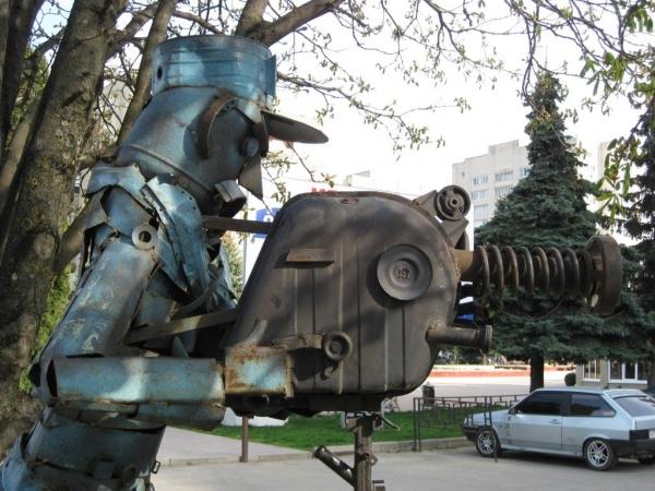 Прогулки по Ставрополю-Продолжение (Фото 10)
