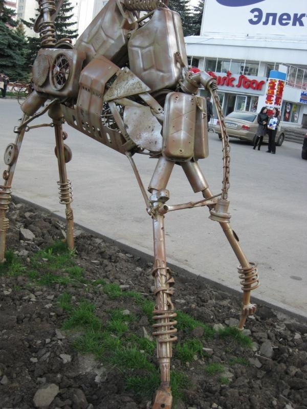 Прогулки по Ставрополю-Продолжение (Фото 20)