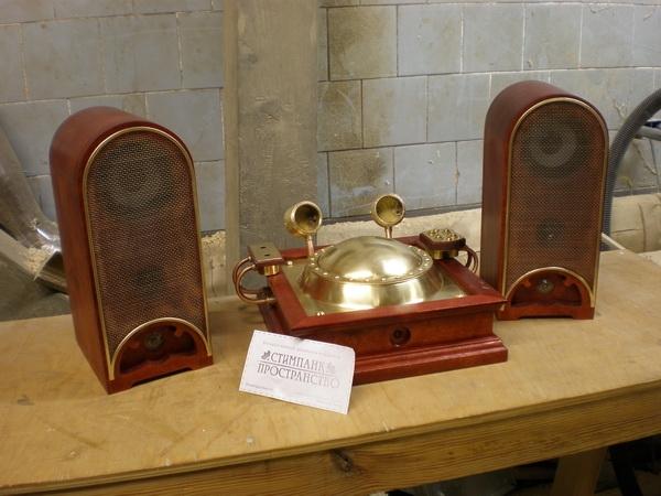 Паро-электрическая музыкальная машина (Фото 70)