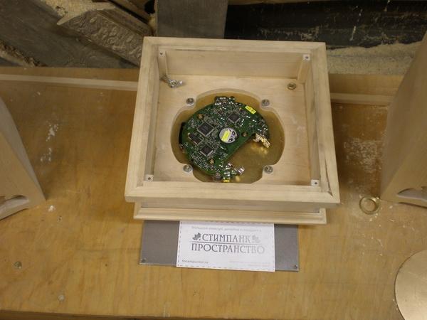 Паро-электрическая музыкальная машина (Фото 29)