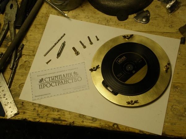 Паро-электрическая музыкальная машина (Фото 10)