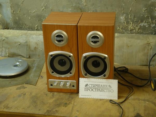 Паро-электрическая музыкальная машина (Фото 2)