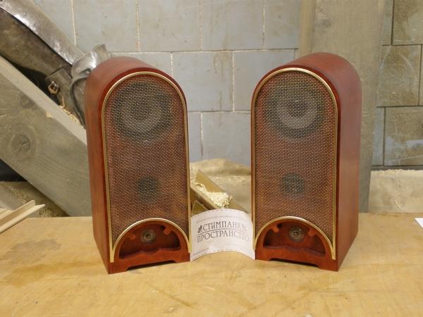 Паро-электрическая музыкальная машина (Фото 41)