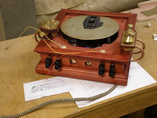 Паро-электрическая музыкальная машина (Фото 73)
