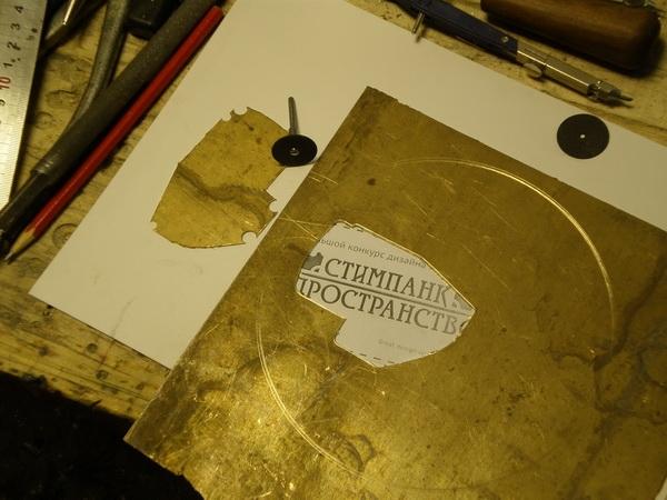 Паро-электрическая музыкальная машина (Фото 7)