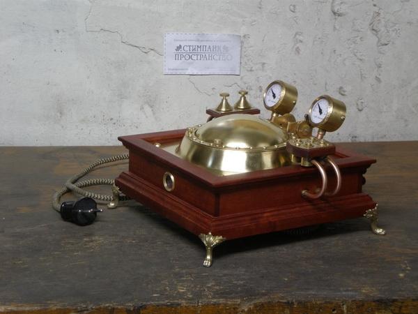 Паро-электрическая музыкальная машина (Фото 79)