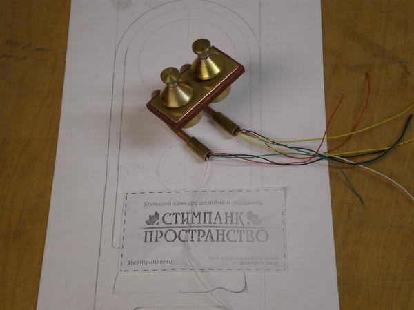 Паро-электрическая музыкальная машина (Фото 72)