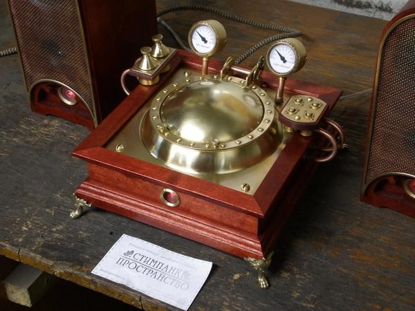 Паро-электрическая музыкальная машина (Фото 83)