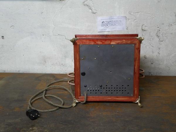 Паро-электрическая музыкальная машина (Фото 82)