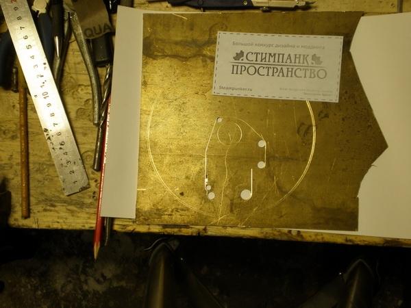 Паро-электрическая музыкальная машина (Фото 6)
