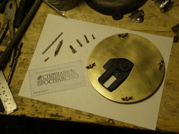Паро-электрическая музыкальная машина (Фото 9)