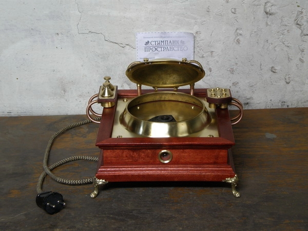 Паро-электрическая музыкальная машина (Фото 81)