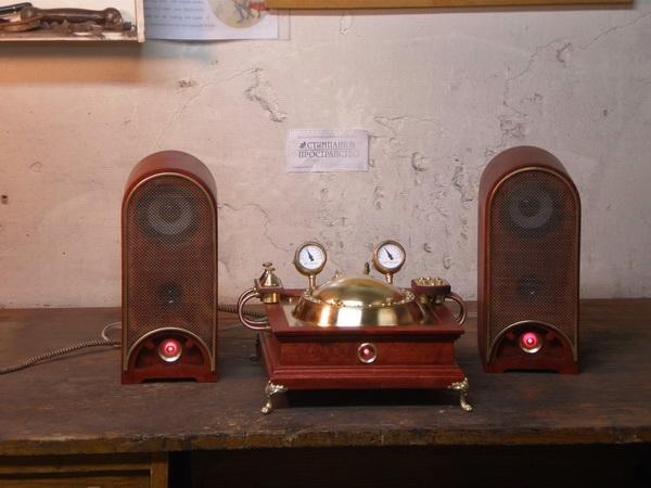 Паро-электрическая музыкальная машина (Фото 85)