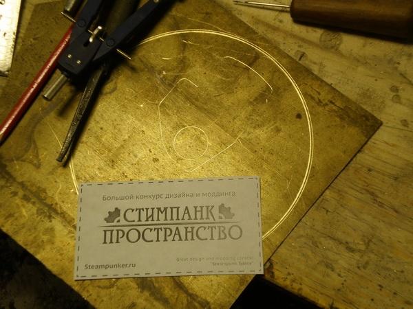 Паро-электрическая музыкальная машина (Фото 5)