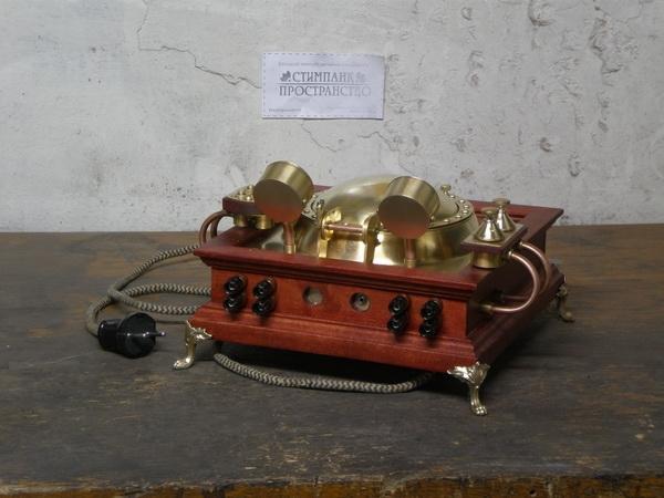 Паро-электрическая музыкальная машина (Фото 78)
