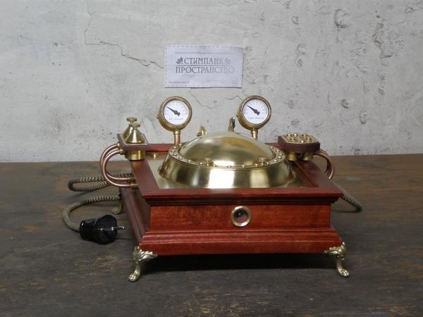 Паро-электрическая музыкальная машина (Фото 76)