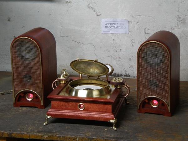 Паро-электрическая музыкальная машина (Фото 86)