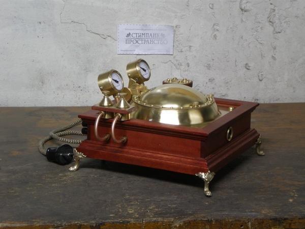 Паро-электрическая музыкальная машина (Фото 77)