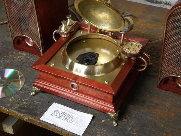 Паро-электрическая музыкальная машина (Фото 84)