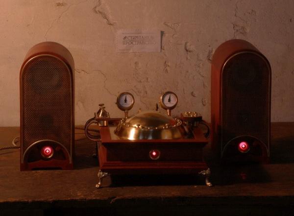 Паро-электрическая музыкальная машина (Фото 89)