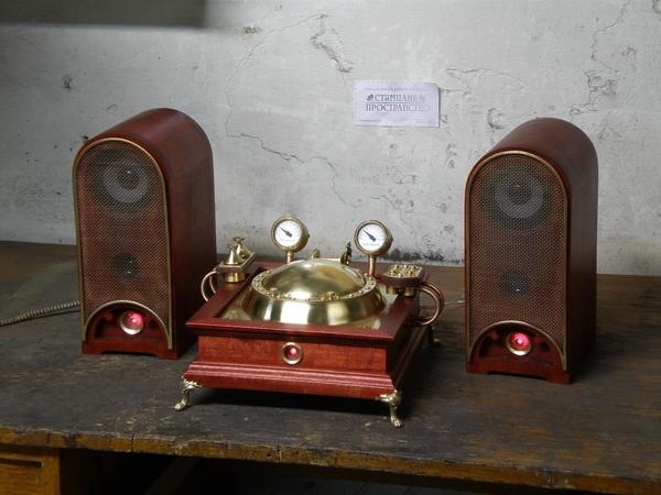 Паро-электрическая музыкальная машина (Фото 87)