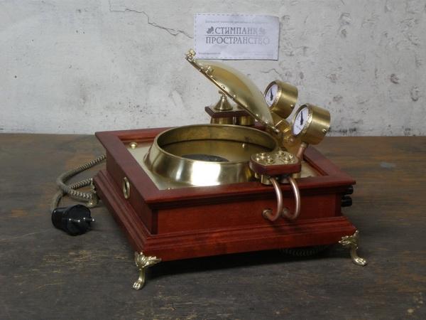 Паро-электрическая музыкальная машина (Фото 80)