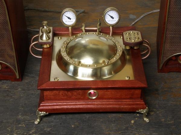 Паро-электрическая музыкальная машина (Фото 88)