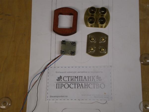 Паро-электрическая музыкальная машина (Фото 50)