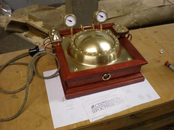 Паро-электрическая музыкальная машина (Фото 74)