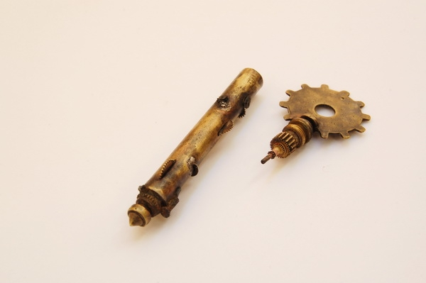 Ключик от паровоза. (Фото 4)