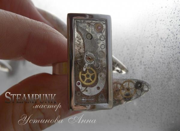 Моё время, мой ручной  -Steampunk- (прозрачное и механическое,( много фото и мало текста :) (Фото 4)