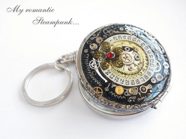 Моё время, мой  -romantic Steampunk-  часть -3 (и вновь к прекрасному  душа моя стремится ( очень много новых работ и мало текста :)... (Фото 26)
