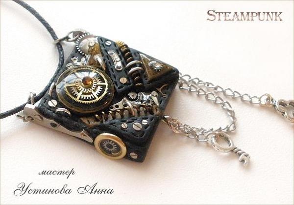 Моё время, мой  -romantic Steampunk-  часть -3 (и вновь к прекрасному  душа моя стремится ( очень много новых работ и мало текста :)... (Фото 37)
