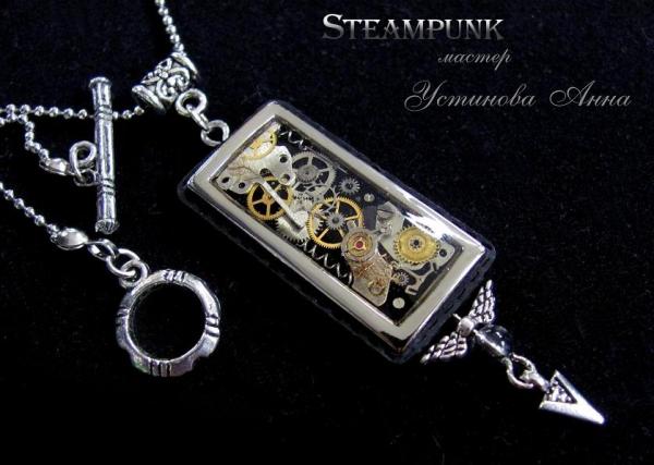Моё время, мой  -romantic Steampunk-  часть -3 (и вновь к прекрасному  душа моя стремится ( очень много новых работ и мало текста :)... (Фото 10)